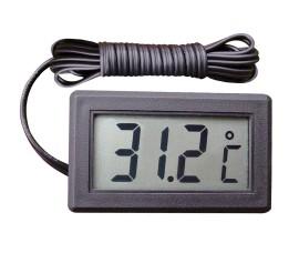 Цифровой термометр с выносным датчиком - арт.: AE-118