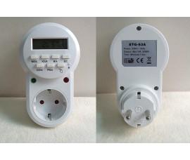 Таймер электронный с LCD дисплеем (секундный) - модель ETG-63A (Китай) - арт.: AE-55