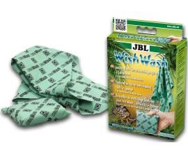 Губка и салфетка для эффективной очистки стекол террариума - JBL WishWash - арт.: 6152900