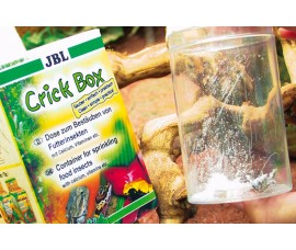 Контейнер для опыления кормовых насекомых - JBL CrickBox - арт.: 7103400