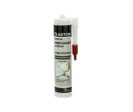 Герметик силиконовый, беcцветный - Axton - 0,31 л - арт.: LM-28