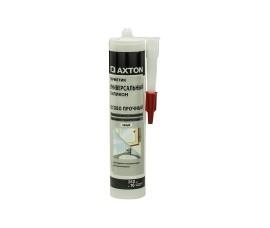 Герметик силиконовый, белый - Axton - 0,31 л - арт.: LM-29