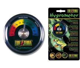 Гигрометр механический - Exo-Terra Hygrometer - 5,5 см - арт.: PT2466