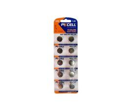 Батарейка для термометров и гигрометров - PkCell Alkaline Battery - 2 шт. - арт.: AE-267
