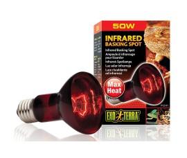 Инфракрасная лампа - Exo-Terra Infrared Basking Spot - R20 / 50 Вт - арт.: PT2141