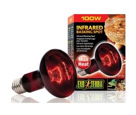 Инфракрасная лампа - Exo-Terra Infrared Basking Spot - R25 / 100 Вт - арт.: PT2144