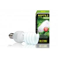 Лампа с УФ для тропических террариумов - Exo-Terra Reptile UVB100 (ex. Repti Glo 5.0) - 25 Вт - арт.: PT2187