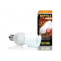 Лампа с УФ для пустынных террариумов - Exo-Terra Reptile UVB150 (ex. Repti Glo 10.0) - 25 Вт - арт.: PT2189