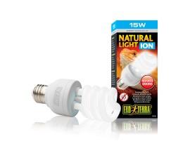Ионизирующая лампа для террариумов - Exo-Terra Natural Light Ion - 15 Вт - арт.: PT3785