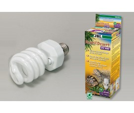 Лампа с УФ для пустынных террариумов - JBL ReptilDesert UV Light - 23 W / 6500 K - 23 Вт - арт.: 6185200