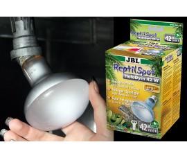 Неодимовая галогенная лампа - JBL ReptilSpot HaloDym - 42 Вт - арт.: 6186700