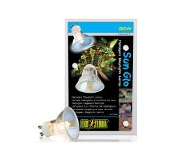 Галогенная лампа - Exo-Terra  Sun Glo Halogen Daylight - GU10 / 35 Вт - арт.: PT2180