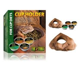 Подставка-камень для кормушек - Exo-Terra Cup Holder - арт.: PT2835