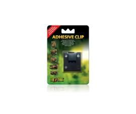 Сменное крепление для настенных укрытий и кормушек - Exo-Terra Adhesive Clip - арт.: PT2799