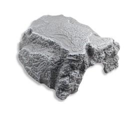 Пещера для террариумных животных - JBL ReptilCava GREY - M - серая - 16 x 13,5 x 10 см - арт.: 7108900