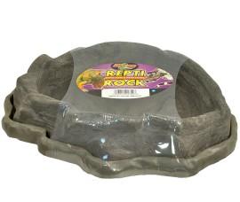 Поилка и кормушка (комплект) - Zoo Med Combo Repti Rock Food / Water Dish - Size: XLG - арт.: WFC-50E
