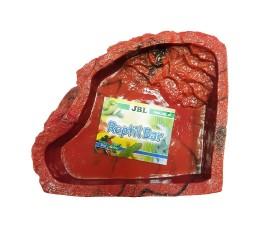 Кормушка-поилка - JBL ReptilBar XL - красно-коричневая - арт.: 7106300