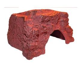 Пещера-укрытие для рептилий - JBL ReptilCava Red - L - арт.: 7109400