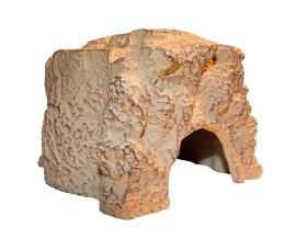 Пещера-укрытие для рептилий - JBL ReptilCava Sand - M - арт.: 7109700