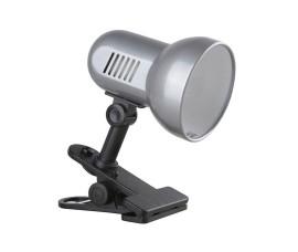 Светильник на прищепке - Camelion Light Solution H-035 / Е27 - Макс. 60 Вт (серый) - арт.: AU-106
