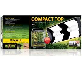 Exo-Terra Compact Top Small terrarium canopy - SKU: PT2226