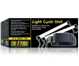 Пускатель с плавным запуском - Exo-Terra Light Cycle Unit - T8 / 2 x 20 Вт - арт.: PT2241