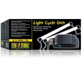 Пускатель с плавным запуском - Exo-Terra Light Cycle Unit - T8 / 2 x 30 Вт - арт.: PT2243