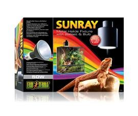 "Светильник ""Лучик солнца"" - Exo-Terra Sunray Fixture with Ballast & Bulb - 50 Вт - арт.: PT2320"