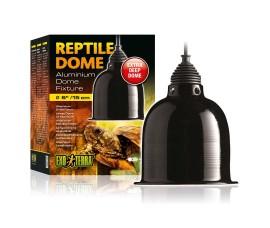 Светильник для ламп накаливания - Exo-Terra Reptile Dome - 15 см - до 75 Вт - арт.: PT2348