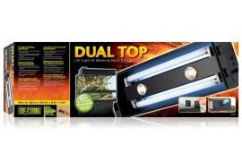 Светильник для террариумов Exo-Terra - Exo-Terra Dual Top Medium - арт.: PT2232