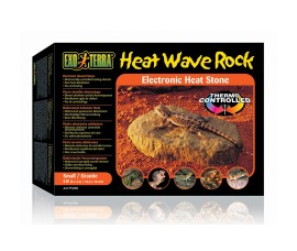 Декоративный камень с обогревателем - Exo-Terra Heat Wave Rock - 5 Вт - 15,5 x 10 x 4,5 см - арт.: PT2000
