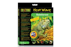 Термоковрик - Exo-Terra Heat Wave Rainforest - 4 Вт - 20 x 20 см - арт.: PT2022