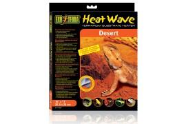 Термоковрик - Exo-Terra Heat Wave Desert - 16 Вт - 26,5 x 28 см - арт.: PT2035
