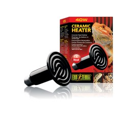Керамический обогреватель - Exo-Terra Ceramic Heater - 40 Вт - 8 см - арт.: PT2044
