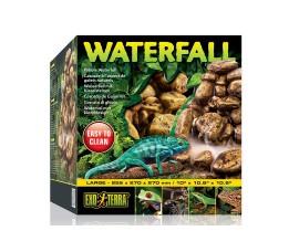 Водопад для тропического террариума - Exo-Terra Waterfall Large - 25,5 x 27 x 27 см - арт.: PT2914