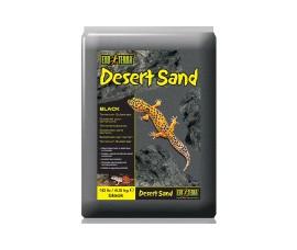Песок для террариума - Exo-Terra Desert Sand - 4,5 кг - черный - арт.: PT3101