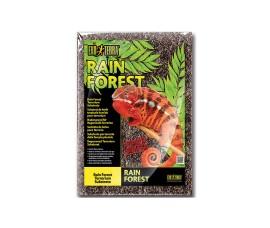 Грунт для тропических террариумов с живыми растениями - Exo-Terra RainForest Substrate - 8,8 л - арт.: PT3117