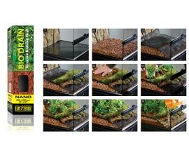 Сетка для дренажа - Exo-Terra Bio Drain Mesh - для террариумов серии Nano - 20 x 20 см - арт.: PT3130