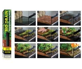 Сетка для дренажа - Exo-Terra Bio Drain Mesh - для террариумов серии Mini - 30 x 30 см - арт.: PT3131