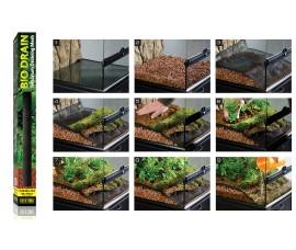 Сетка для дренажа - Exo-Terra Bio Drain Mesh - для террариумов серии Medium - 45 x 60 см - арт.: PT3133
