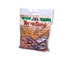 Песок для террариума - JBL TerraSand Natur-Rot - 7,5 кг - красный - арт.: 7101700