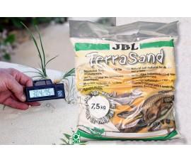 Песок для террариума - JBL TerraSand Natur-Weiß - 7,5 кг - белый - арт.: 7101900