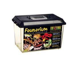 Пластиковый многоцелевой террариум - Exo-Terra Faunarium - 300 x 195 x 205 мм (средний) - арт.: PT2260