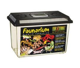 Пластиковый многоцелевой террариум - Exo-Terra Faunarium - 368 x 221 x 244 мм (большой) - арт.: PT2265