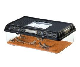 Пластиковый террариум для разведения - Exo-Terra Breeding Box (Large) - 415 х 265 х 148 мм - арт.: PT2280