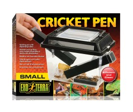 Пластиковый контейнер для живого корма - Exo-Terra Cricket Pen (Small) - 18 x 14 x 11 см - арт.: PT2285