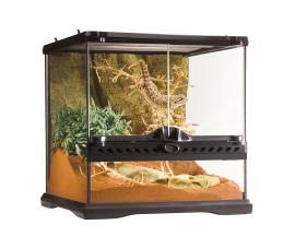 Террариум стеклянный - Exo-Terra Natural Terrarium - 30 х 30 х 30 см (серия Mini) - арт.: PT2600