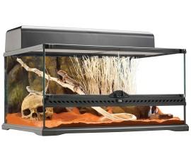 Террариум стеклянный - Exo-Terra Natural Terrarium - 60 x 45 x 30 см (серия Medium) - арт.: PT2604