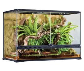 Террариум стеклянный - Exo-Terra Natural Terrarium - 90 x 45 x 60 см (серия Large) - арт.: PT2614