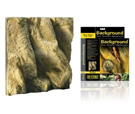 Рельефный фон имитирующий скалы - Exo-Terra Background - 30 х 30 см - арт.: PT2950